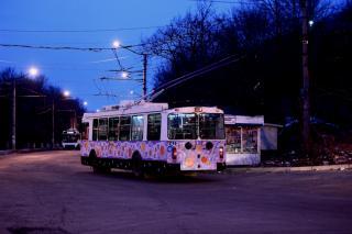 Фото: Михаил Васудева | «Ваш билет»: как просыпаются троллейбусы