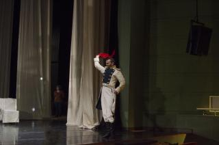 Фото: Эльмира Маммедова | «Другой Пушкин»: как на Приморской сцене Мариинского театра проходит подготовка к опере «Мавра»