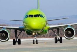 Фото:    Мне бы в небо: в аэропорту Владивостока прошел авиаспоттинг, посвященный Дню гражданской авиации