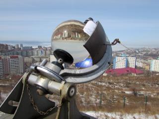 Фото: Иван Крышан | «Данные о погоде во Владивостоке поступают каждую минуту»