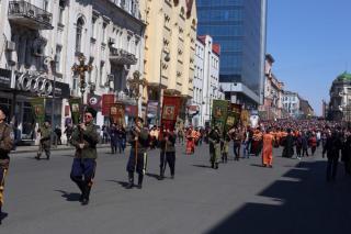 Фото: Екатерина Борисова | Во Владивостоке прошел пасхальный крестный ход