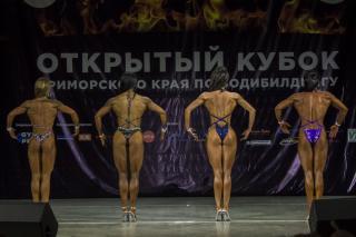 Фото: Анна Шеринберг | В Приморье определили лучших бодибилдеров и фитнес-моделей