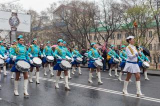 Фото: Екатерина Борисова | Первомай во Владивостоке в фоторепортаже PRIMPRESS