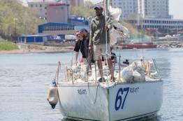 Фото:  | Яхту «Элфин» встретили во Владивостоке