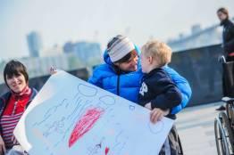 Фото:  | В столице Приморья прошла акция «Обними весь Владивосток»