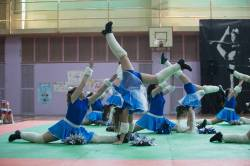 Фото:  | Во Владивостоке прошел турнир по черлидингу Cheer Unity»