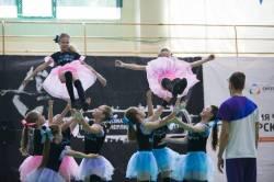 Фото:    Во Владивостоке прошел турнир по черлидингу Cheer Unity»