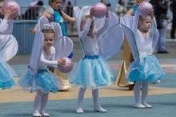 Фото: Татьяна Меель | Соревнование «Военно-спортивная семья» прошло во Владивостоке
