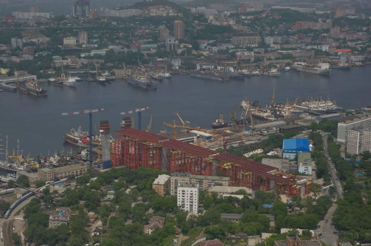 Фото владивостока сегодня корабль грустить