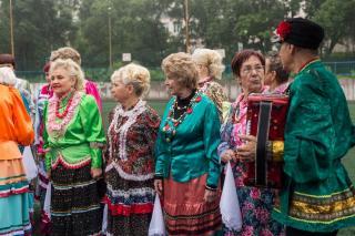 Фото: Екатерина Борисова | Международное занятие по гимнастике цигун состоялось во Владивостоке