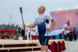 Фото: Татьяна Меель | В Приморье стартовали Юношеские спортивные игры стран АТР