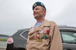Фото: Татьяна Меель | «Шел, охладился, дальше пошел»: десантники Владивостока отмечают День ВДВ