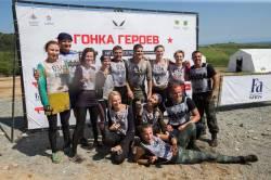Фото: Татьяна Меель | Реновация трассы и новые жетоны: «Гонка героев» состоялась во Владивостоке (ФОТО)