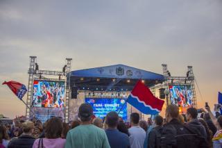 Фото: Анна Шеринберг | Творческие коллективы со всего Дальнего Востока выступили во Владивостоке