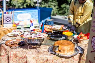 Фото: Екатерина Борисова   Во Владивостоке состоялся фестиваль национальных культур