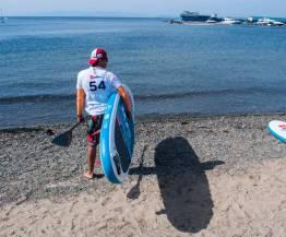 Фото:  | SUP-серферы закрыли сезон во Владивостоке