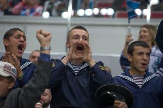 Фото: Татьяна Меель | «Адмирал» уступил победу  «Автомобилисту»