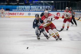 Фото: Татьяна Меель | Приморский «Адмирал» потерпел пятое поражение подряд