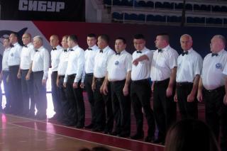 Фото: Иван Крышан | Олег Кожемяко наградил победителей Всероссийского турнира по боксу во Владивостоке