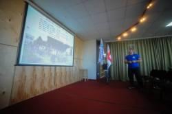 Фото:  | Во Владивостоке стартовал третий этап международного велопробега «Путь мира»
