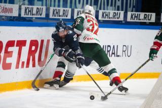 Фото: Татьяна Меель | ХК «Адмирал» разгромно проиграл «Ак Барсу» во Владивостоке