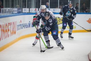 Фото: Татьяна Меель | Владивостокский «Адмирал» проиграл казанскому «Ак Барсу»