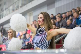 Фото: Татьяна Меель | «Адмирал» одержал победу над уфимским «Салаватом Юлаевым»