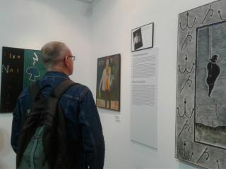 Фото: Ксения Сухих | «Как по мне, это развал культурных ценностей»: во Владивостоке работает выставка «Ассы в массы»