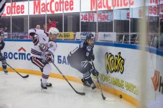 Фото: Татьяна Меель | Во Владивостоке на хоккейном матче был установлен новый рекорд КХЛ