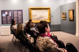 Фото: Екатерина Борисова | Выставочный проект «Иван Айвазовский  – великий маринист» открылся в Приморской картинной галерее